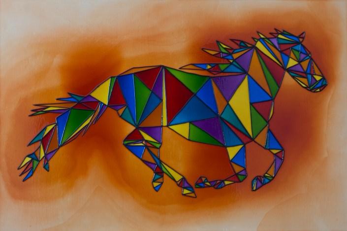 Mandarin Horse