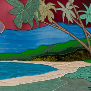 Manuel-Antonio Beach - Colorist Art - Daydreaming Collection 3-1-8 #5