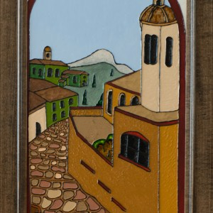 Swiss Village - Colorist Art - Urban Collection 3-1-6 #1