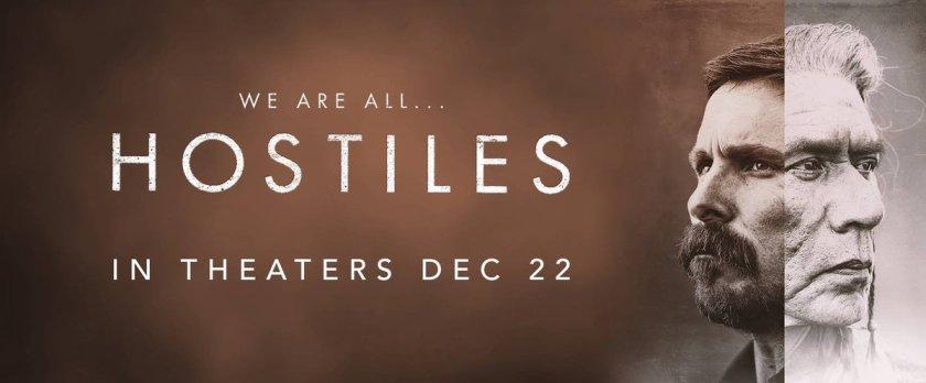 Image result for hostiles 2017 poster
