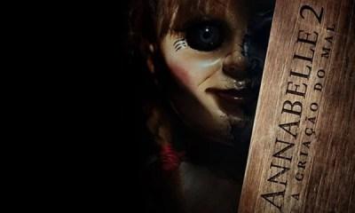Saíram o cartaz e dois teasers de Annabele 2, que estreia dia 12 de agosto. Porém dessa vez, uma ação judicial envolve a franquia numa polêmica. Entenda.