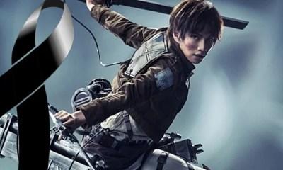 O anúncio do cancelamento do stage play veio marcado por uma tragédia. Devido o acidente do acrobata Kazutaka Yoshino que veio a falecer.