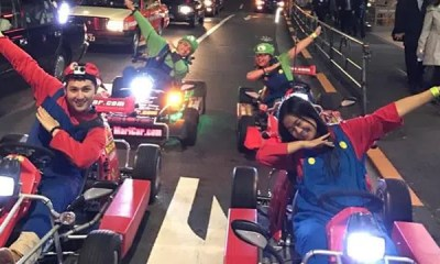 A Big N resolveu entrar com uma ação judicial contra a empresa realizadora dos eventos Maricar, corridas de kart que imitam Mario Kart. Saiba mais.