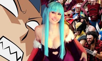 Diferença entre cosplay e fantasia.