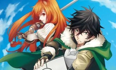 A Kadokawa divulgou o primeiro trailer do animeThe Rising of The Shield Hero. Confira o vídeo recheado de muita ação com belíssimo traço.