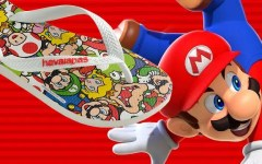 Havaianas lança chinelos do game Super Mario World