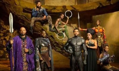O filme Pantera Negra, mais um dos super-heróis do universo Marvel a ser adaptado para as telonas, tem imagens inéditas divulgadas.