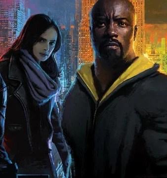 A Netflix liberou uma nova imagem promocional para a divulgação da série Os Defensores, sua mais nova produção original que estreia nesse mês de agosto.