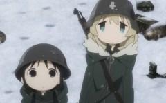Anime de Girls' Last Tour ganha novas imagens e data de estreia
