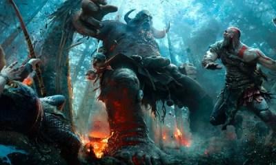 O estúdio Santa Monica revelou novas artes conceituais do mais novo episódio épico da franquia God of War. Nelas podemos ver a magnitude dos cenários.