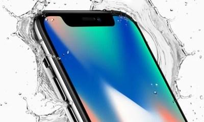 A Apple acaba de apresentar o seu mais novo smartphone top de linha, o iPhone X. O gadget apresenta um design totalmente diferente dos seus antecessores.
