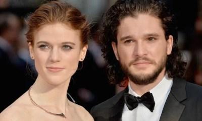 Kit Harington (Jon Snow) e Rose Leslie (Ygritte) confirmaram que irão se casar em breve. O casal se conheceu durante as filmagens da série Game of Thrones.