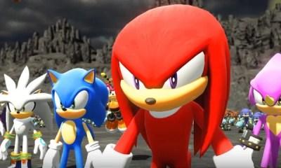 A SEGA liberou um novo trailer do game Sonic Forces que dá destaque à história. No vídeo poderão ser vistos os vilões que se unem para trazer caos ao mundo.