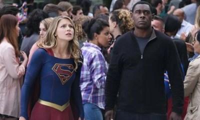 Imagens inéditas da terceira temporada da série Supergirl são divulgadas. O retorno da Garota de Aço está marcado para este mês de outubro.