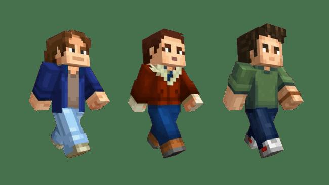 Minecraft ganha pacote especial de Stranger Things