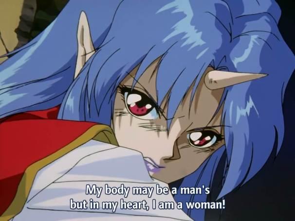 Conheça Miyuki, a personagem trans de Yu Yu Hakusho