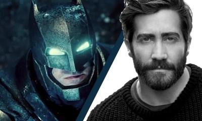 Jake Gyllenhaal pode ser o novo protagonista de The Batman