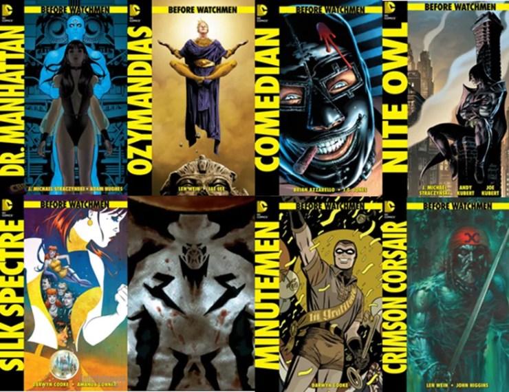 Você já leu Watchmen? A polêmica história em quadrinhos da DC Comics