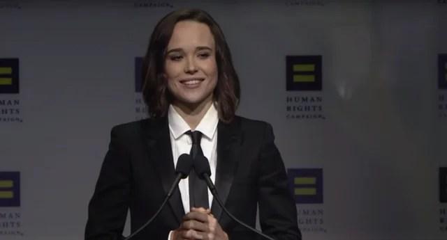 Ellen Page é confirmada no elenco de Umbrella Academy