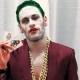 Neymar vira Coringa por um dia em festa de Halloween