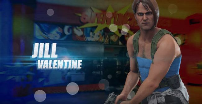 Frank se transforma em Jill Valentine na nova DLC de Dead Rising 4