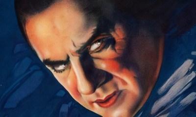Drácula | Poster de filme clássico é leiloado por meio milhão de dólares