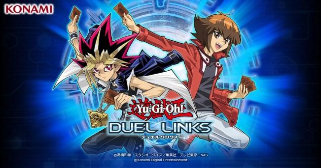 Yu-Gi-Oh! Duel Links disponível na Steam