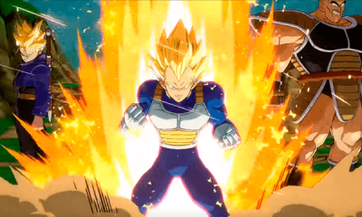 Bandai libera novo trailer de Dragon Ball FighterZ