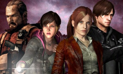 Resident Evil Revelations 1 e 2 chegam ao Nintendo Switch no fim do mês