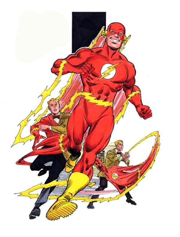 Barry Allen: Um Flash Fora do Tempo