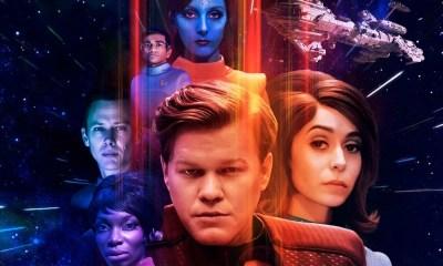 U.S.S. Callister | Inspirado em Star Trek, Black Mirror ganha pôster para episódio da 4ª temporada