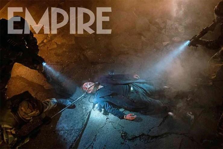 Magneto aparece ferido em foto inédita do filme X-Men: Fênix Negra