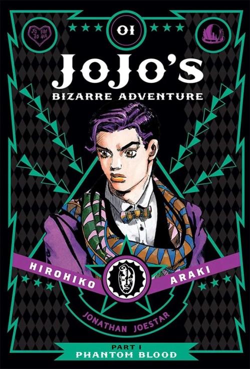 Panini lançará o mangá de JoJo's Bizarre Adventure no Brasil