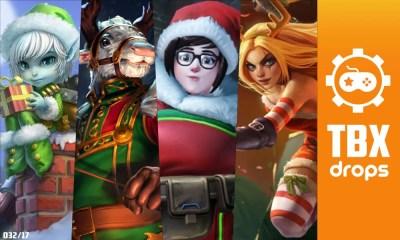 TBX Drops | Promoções de Games de Final de Ano!