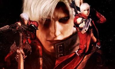Capcom confirma Devil May Cry HD Collection para PS4 e Xbox One