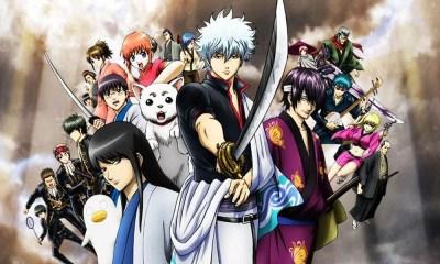 Gintama ganha trailer do último arco do anime