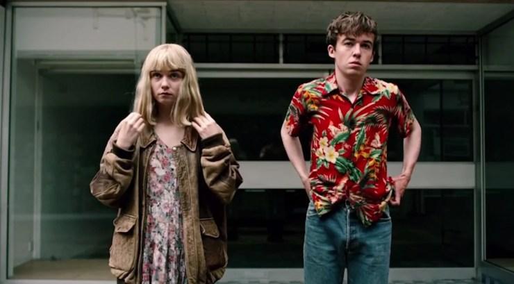 Review da série The End of the F***ing World, uma produção original Netflix.