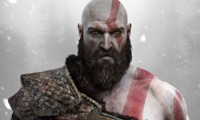 Nova imagem promocional de God of War é revelada pela revista Game Informer