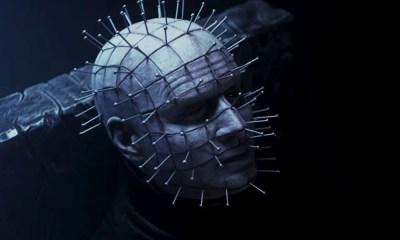 Trailer do filme Hellraiser: Julgamento revela o novo visual de Pinhead.