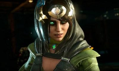 Injustice 2: Personagem Magia ganha trailer de lançamento