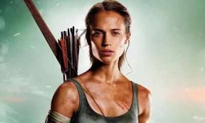 Lara Croft aparece como uma verdadeira sobrevivente em novo teaser de Tomb Raider: A Origem
