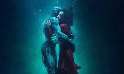 'A Forma da Água' é uma nova visão para 'A Bela e a Fera', diz Guillermo Del Toro