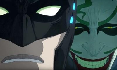 Batman Ninja | Tiragem americana da animação ganha data de lançamento
