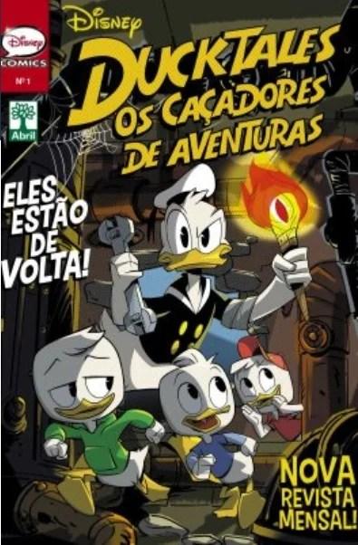 DuckTales | HQ digital inédita está disponível na Social Comics