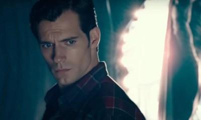 Confirmado! Uniforme preto de Superman aparece em cena deletada de Liga da Justiça