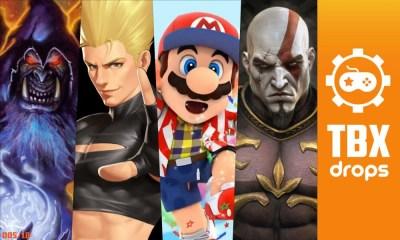 TBX Drops | As notícias mais quentes da semana sobre o mundo dos games