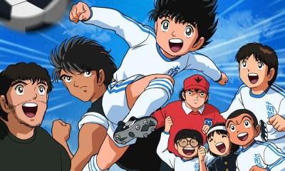 Novo anime de Captain Tsubasa ganha mais um teaser