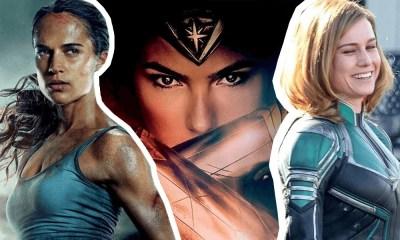 Do peito de Lara Croft à bunda de Capitã Marvel | O fim da hiperssexualização feminina em filmes de super-herói