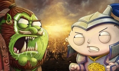 Family Guy terá episódio temático de World of Warcraft