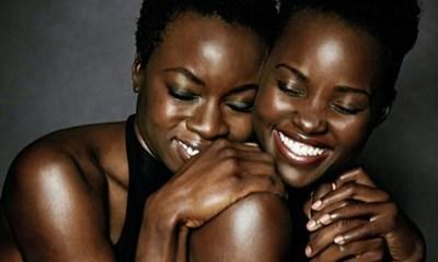 Lupita Nyong'o e Danai Gurira de Pantera Negra, voltarão a trabalhar juntas na minissérie Americanah